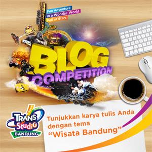 Trans Studio Bandung Blog Competition