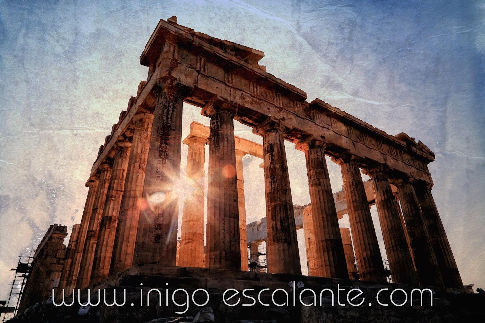 Circuito Grecia : Blog sobre fotografía y viajes del fotógrafo iñigo escalante: diario