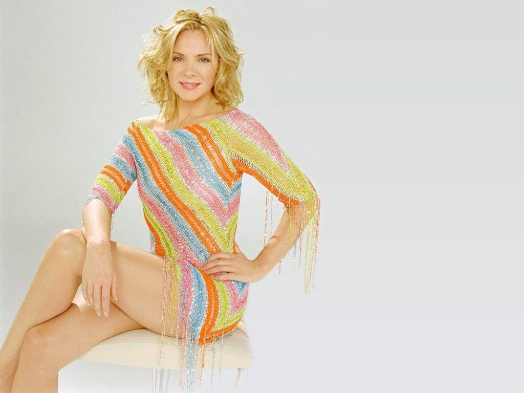 Hollywood Actress Gallery Kim Cattrall Imdb