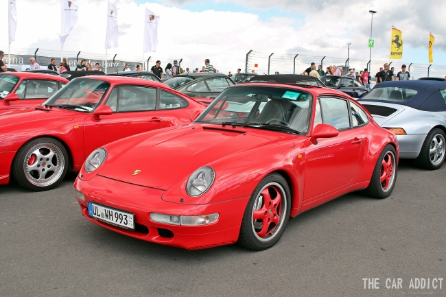 porsche at the 41 avd oldtimer grand prix. Black Bedroom Furniture Sets. Home Design Ideas