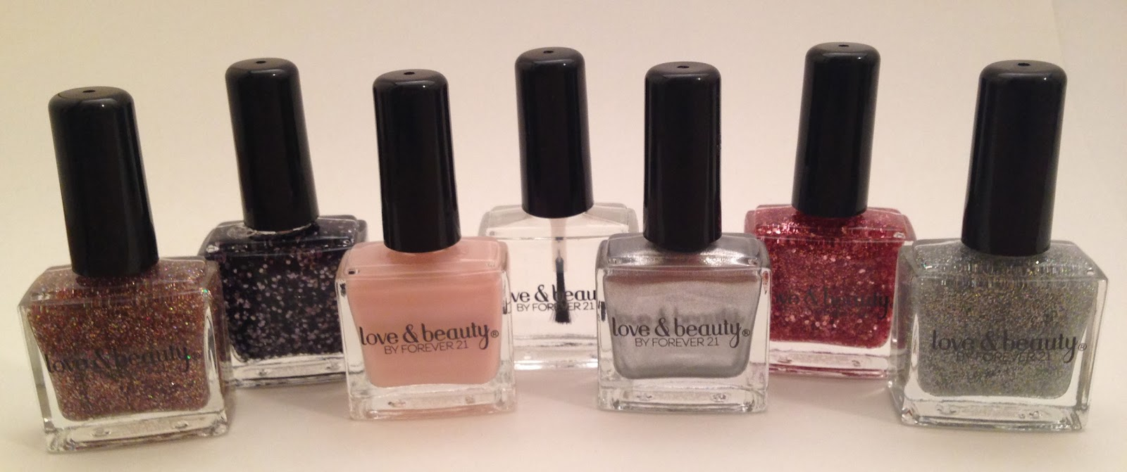 Playful Polishes: ARE FOREVER 21 POLISHES ANY GOOD??