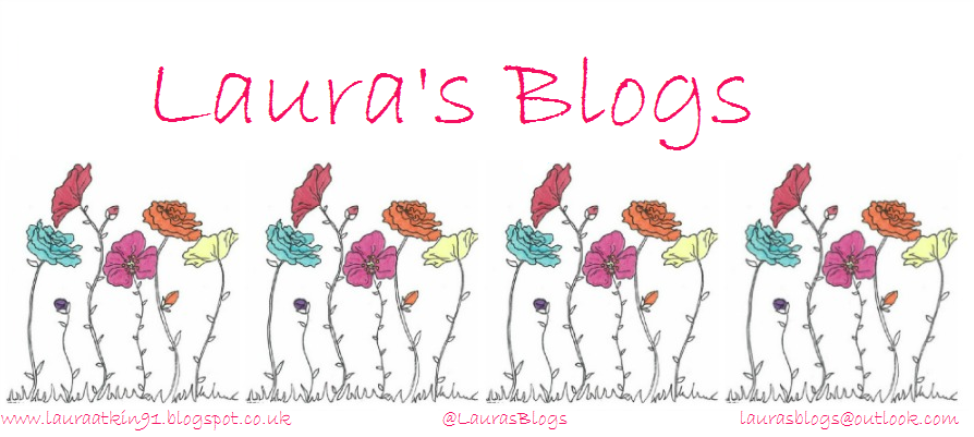 Laura's Blogs