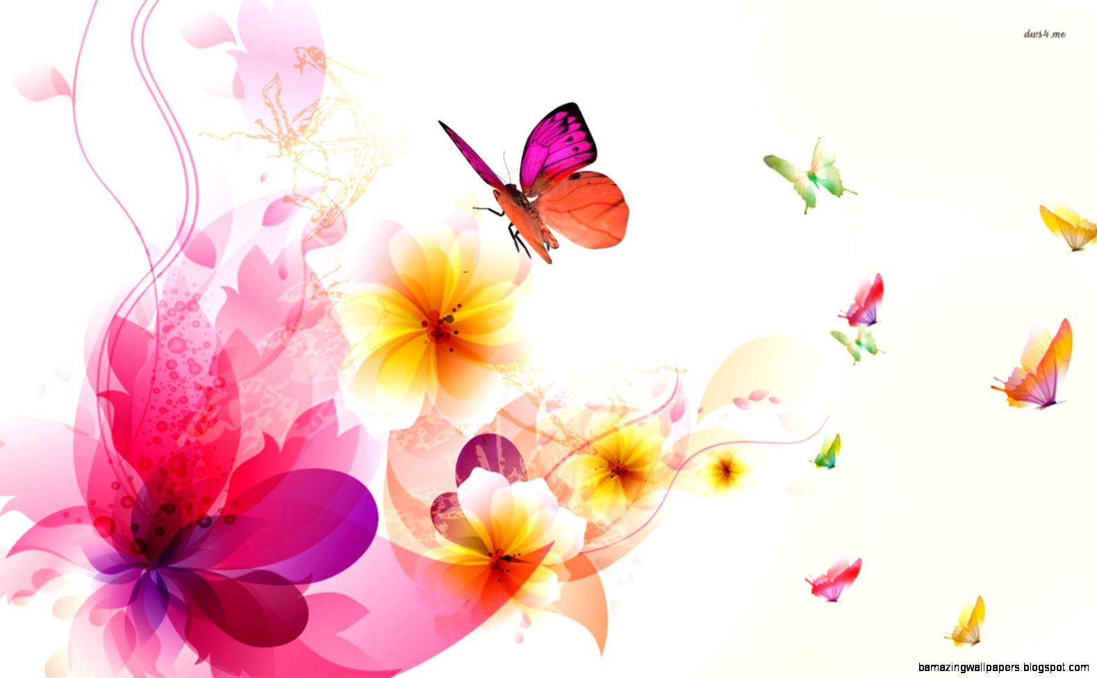 Butterflies Wallpaper  Free Hd Wallpapers