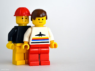 lego gay lovestory - couple