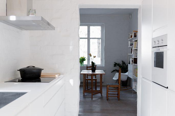 Electrodomesticos blancos decoraci n for Cocinas blancas con electrodomesticos blancos