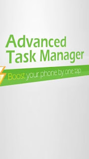 Screenshots of the Advanced Task Manager for Android tablet, mobile phone.