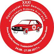 XXXI Ogólnopolski Rajd Samochodowy HDK PCK - Sława