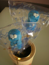 CHOC STICK DORAEMON