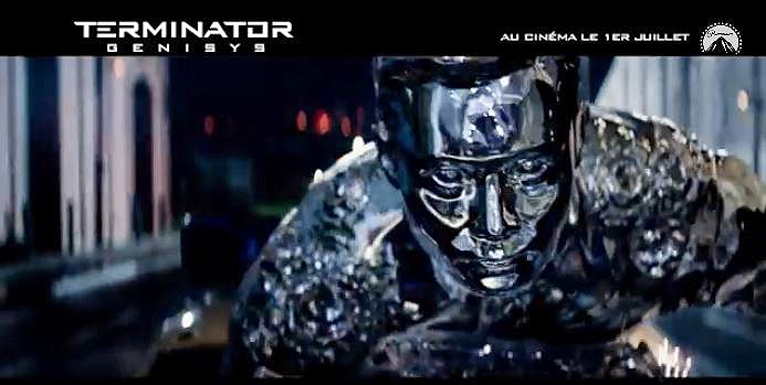 Terminator Genisys bande-annonce officielle.