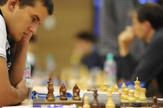 Second Tour : le Français Sébastien Feller a annulé ses 2 parties face à Grischuk © Site Officiel