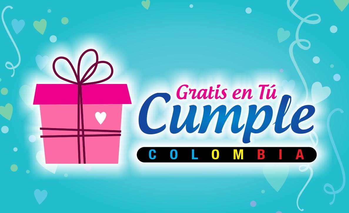GRATIS EN TU CUMPLE COLOMBIA