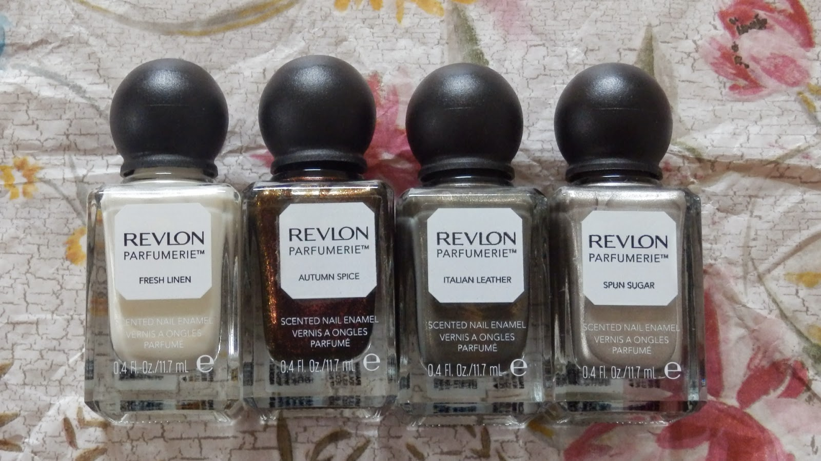 Revlon Parfumerie Nail Polish Haul from Poundworld