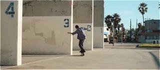 killian martin skate old school publicité pour lucozade sport lite boisson énergétique