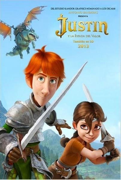 Justin y la espada de valor (2013)