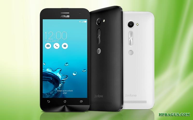 Harga Asus Zenfone 2E, Smartphone Android 4G BerOS Lollipop Murah 1 Jutaan