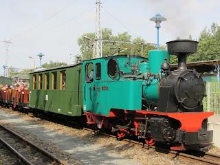 Parkeisenbahn: Schnuppertag bei der Parkeisenbahn Wuhlheide