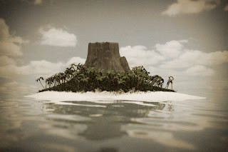 Moea Island Blender Animation