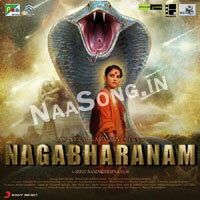 Nagabharanam (2016) Telugu Movie Audio CD Front Covers, Posters, Pictures, Pics, Images, Photos, Wallpapers