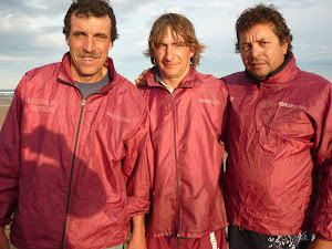 "El equipo de ""Pasin por la pesca"""