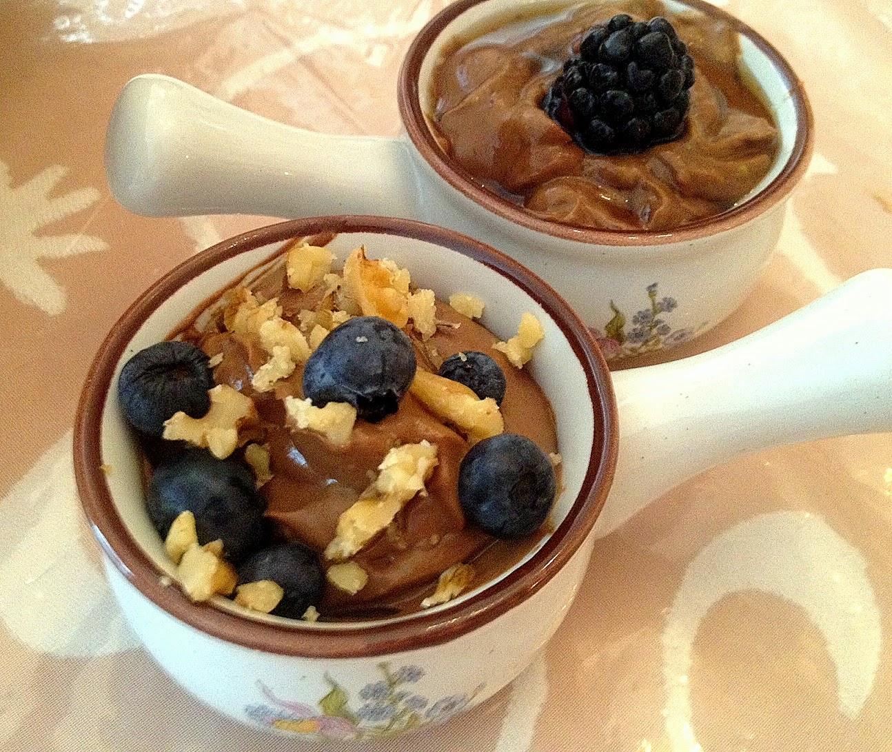 Resep Honey Chocolate Mousse Yummy
