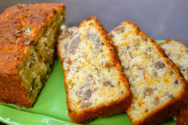 Sausage & Cheese Bread Loaf   A Southern Soul