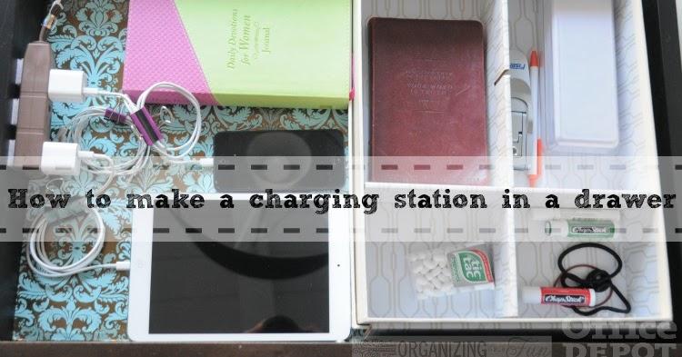 Keeping You Charged Organizing Made Fun Keeping You