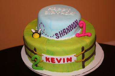 Cute Coed Cake