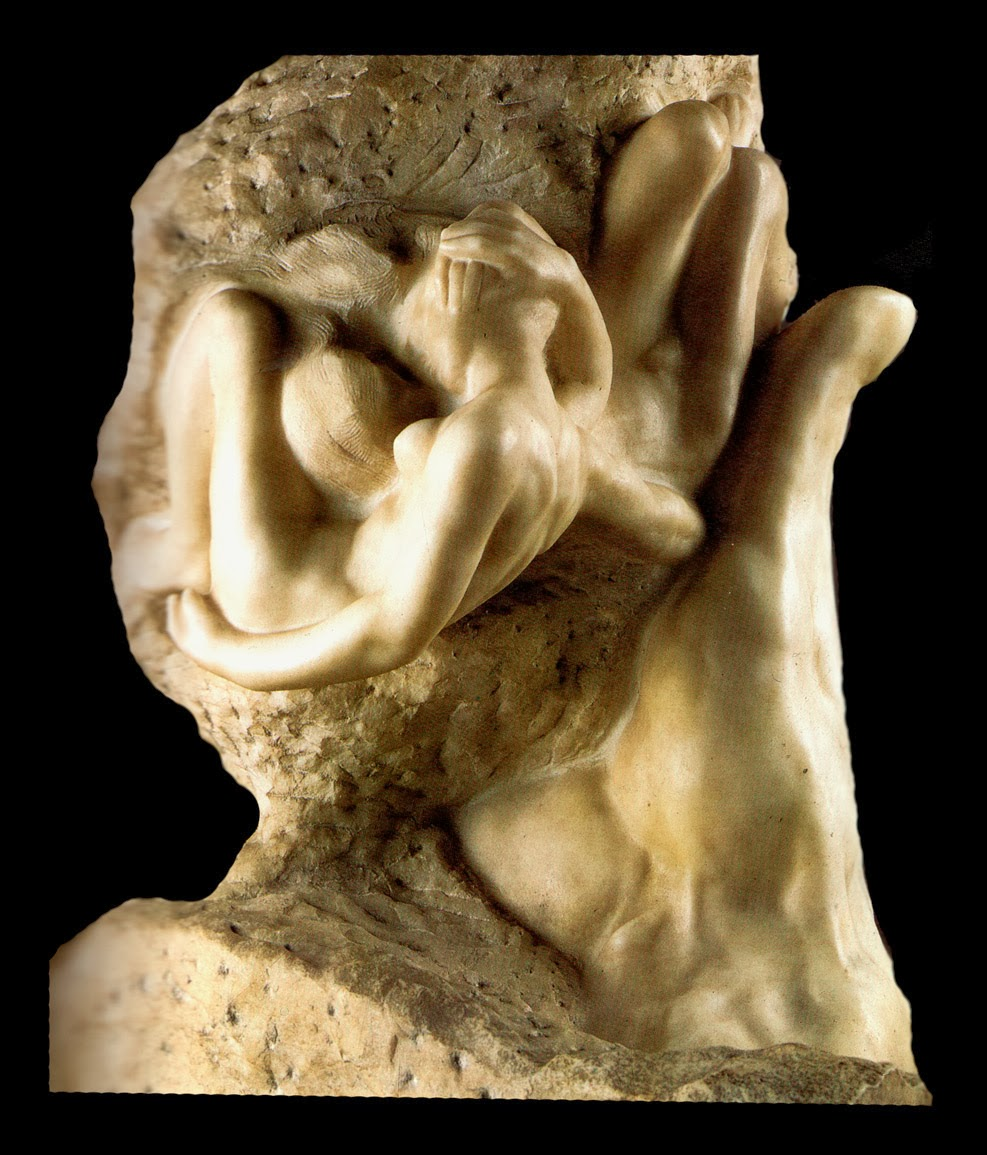 Auguste Rodin - Creation, 1902