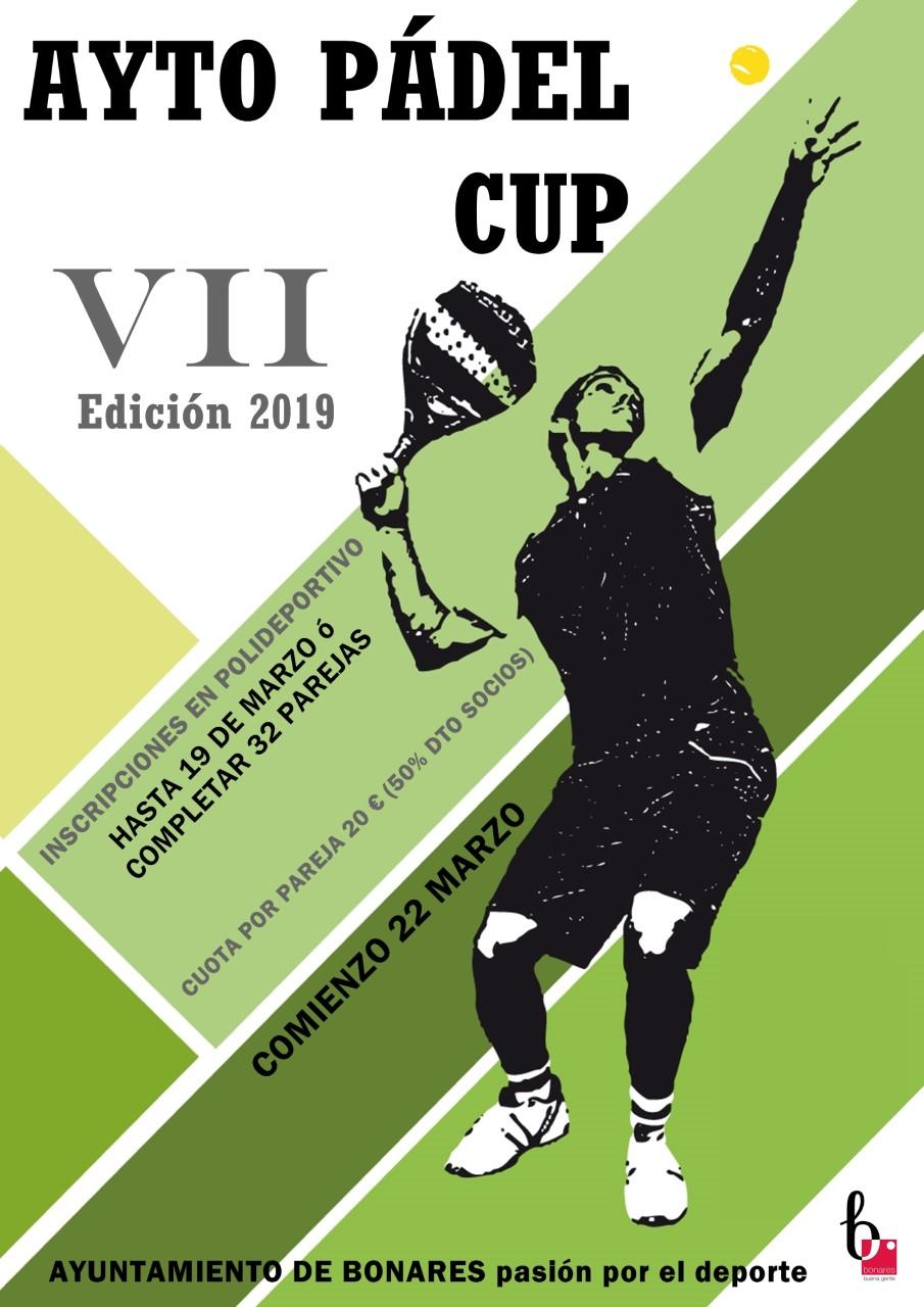 AYTO PÁDEL CUP 2019