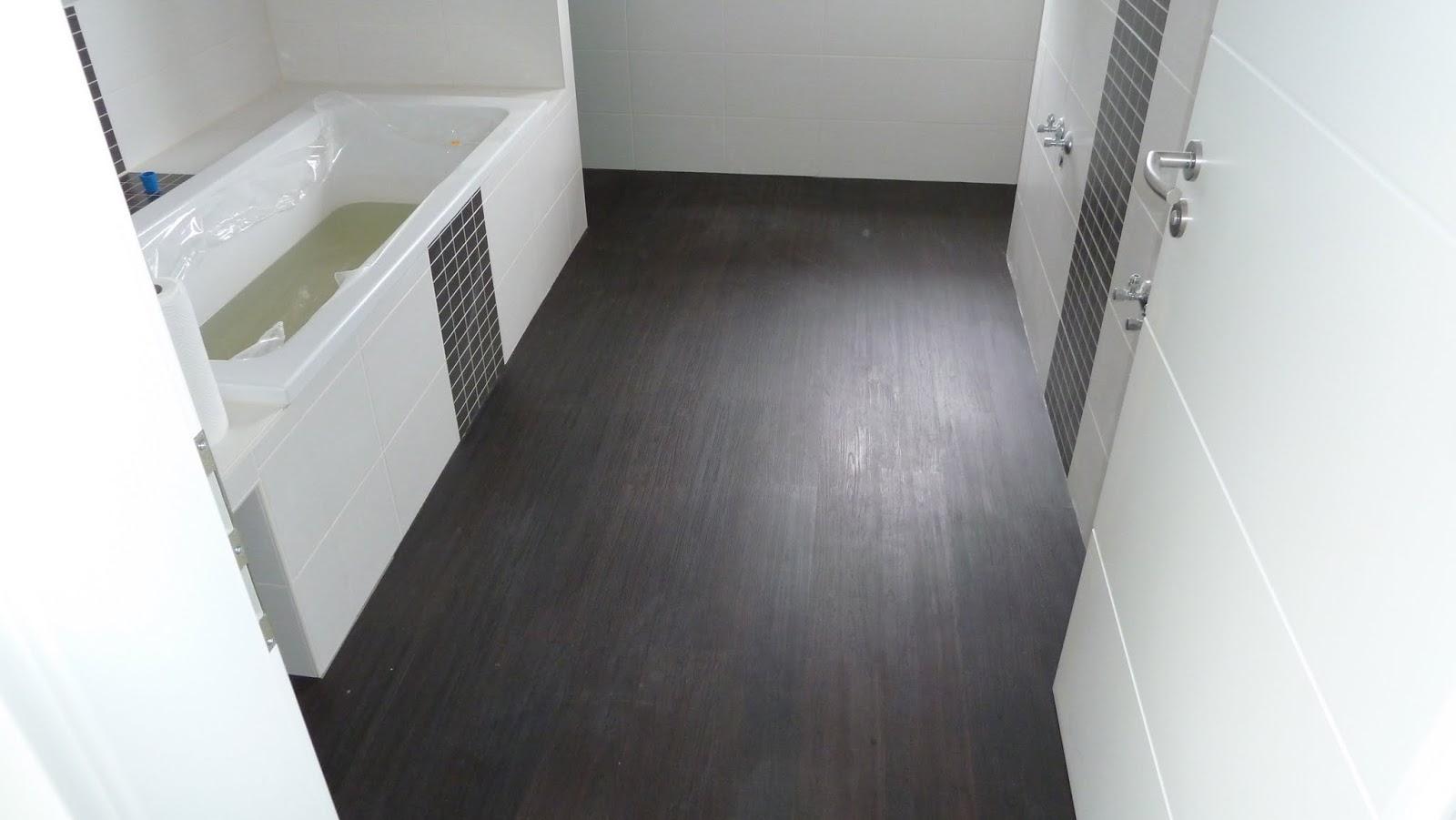 hausbau von christian und jeannette mit der firma deko hausbau gmbh designbelag ist verlegt. Black Bedroom Furniture Sets. Home Design Ideas