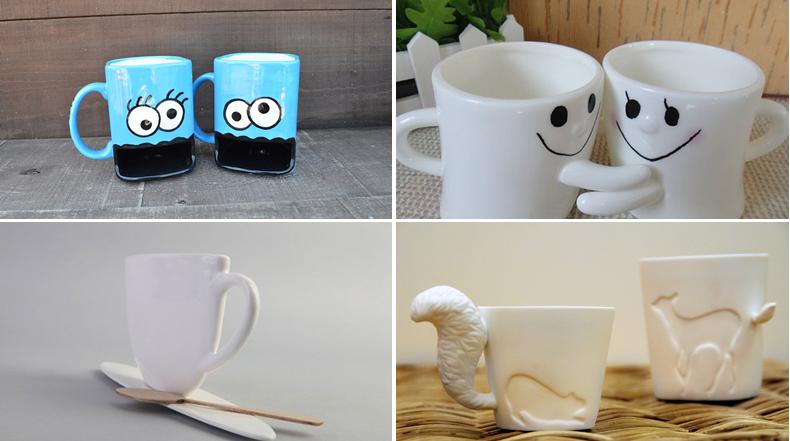 24 de los mejores diseños creativos de taza y vasos