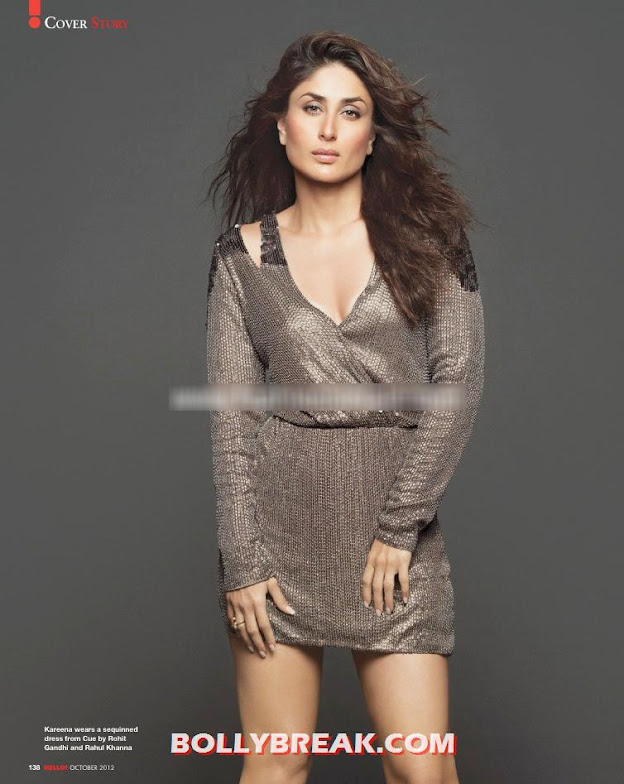  Kareena Kapoor&#8217;s Hello! India HQ Scan -  Kareena Kapoor&#8217;s Hello! India HQ Scans  &#8211; October 2012
