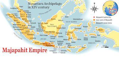 History of Majapahit Kingdom in Indonesia
