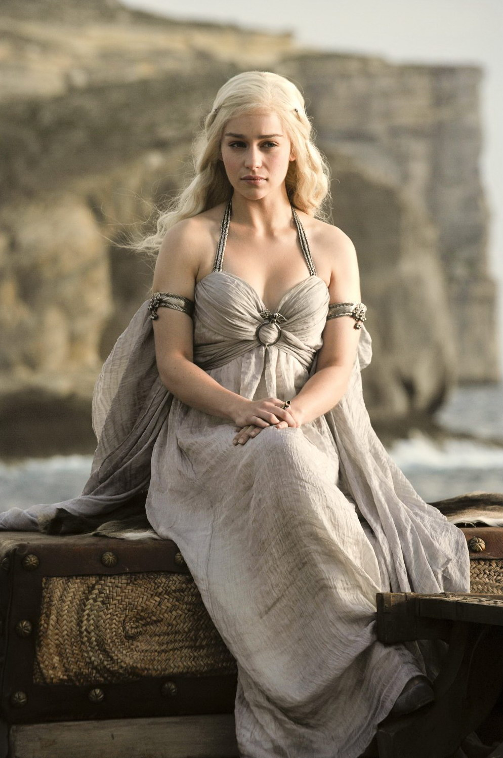 Pretty princess Daenerys