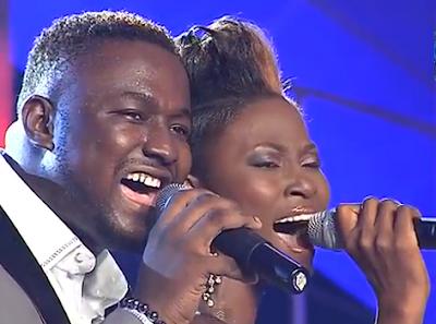 Nigerian Idol Seaason 3 - Top 2 contestants