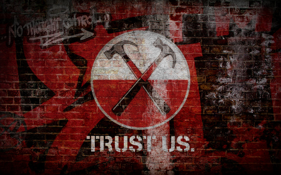 trust us  by ediskrad studios d30s160 HEY YOU