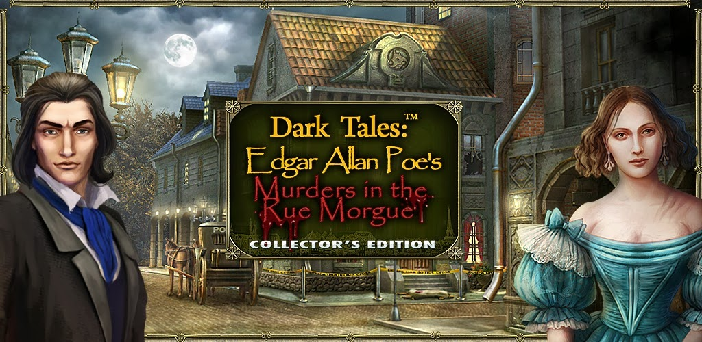 Edgar Allan Poe: Morgue Apk v1.0