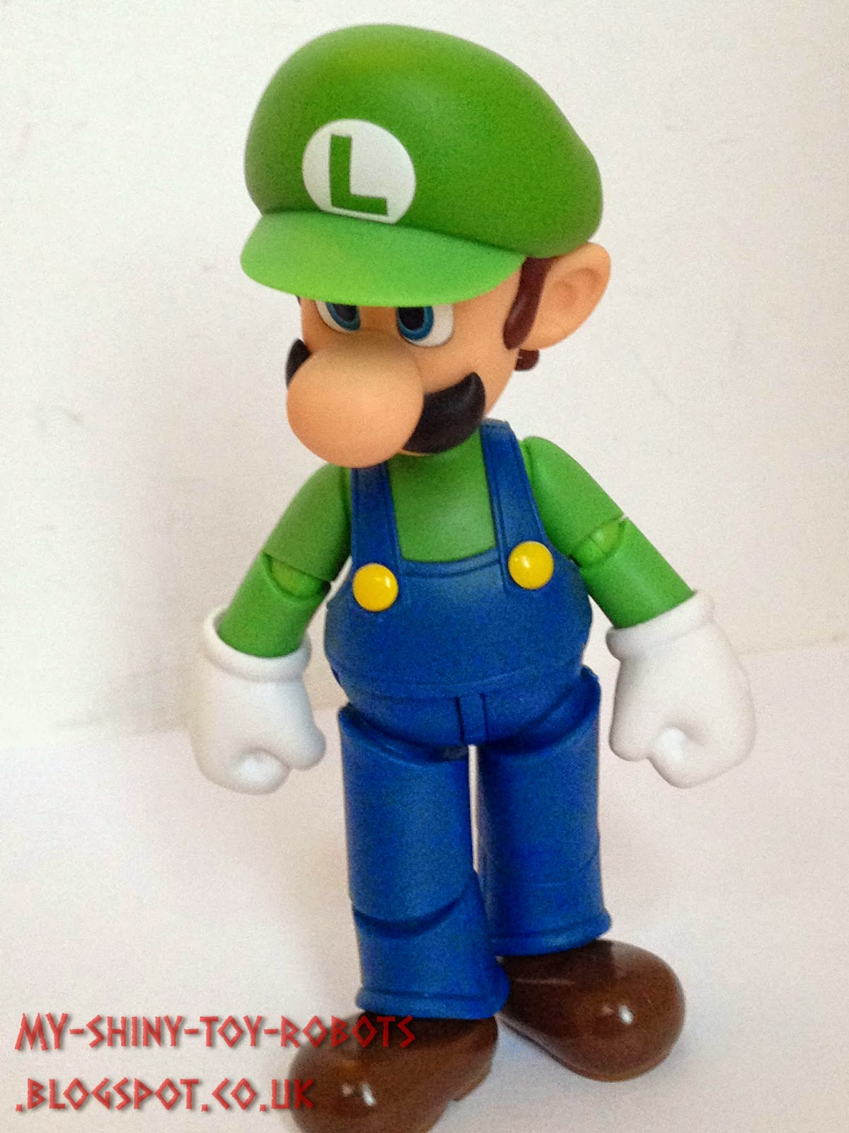 Luigi out of the box
