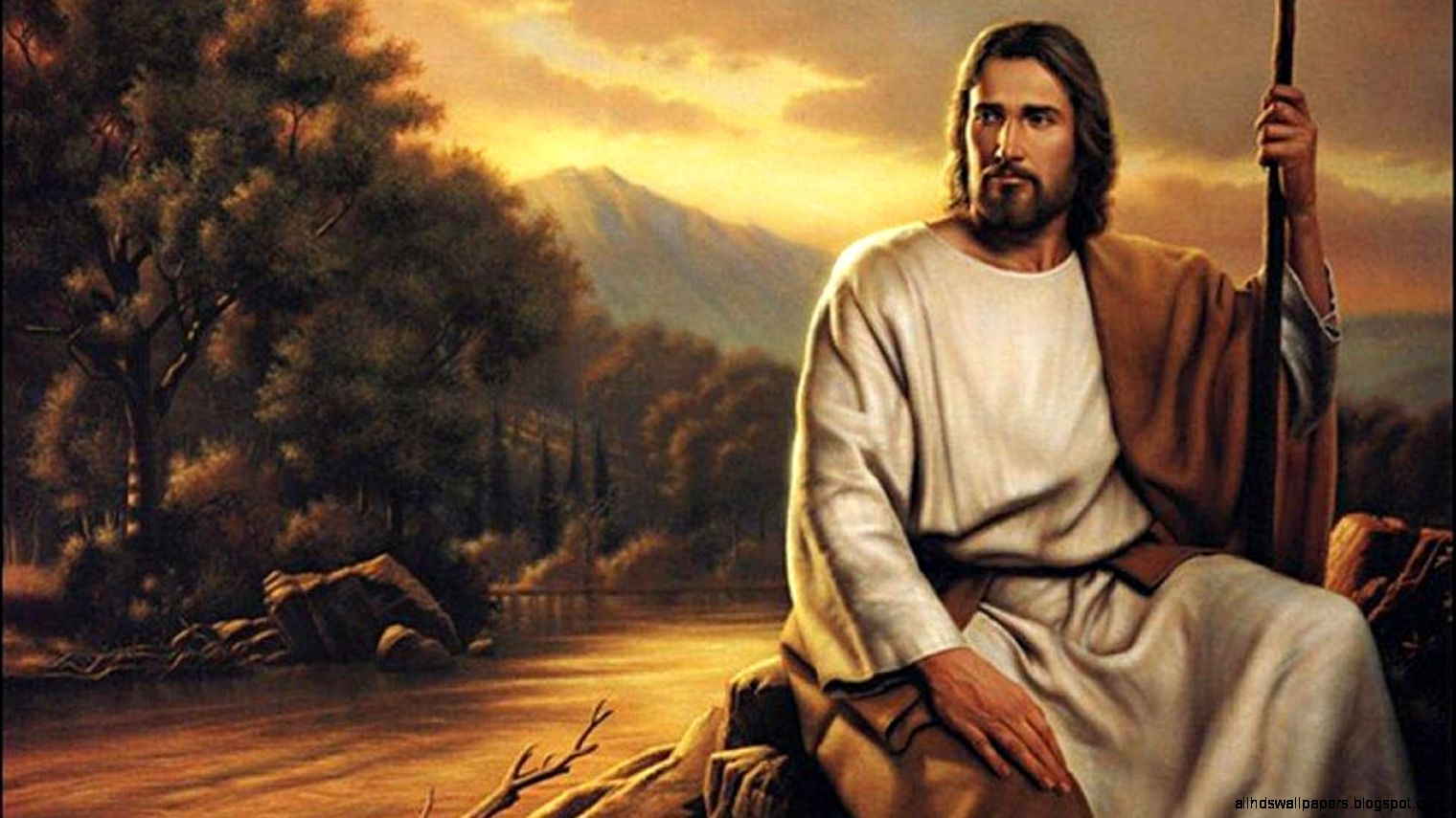 jesus christ wallpaper sized images pic set 13 - HD 1520×855
