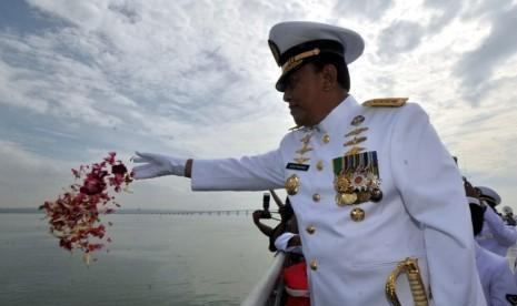 Kasal -Kekuatan Maritim Indonesia Harus Jadi yang Terkuat di Asia Tenggara