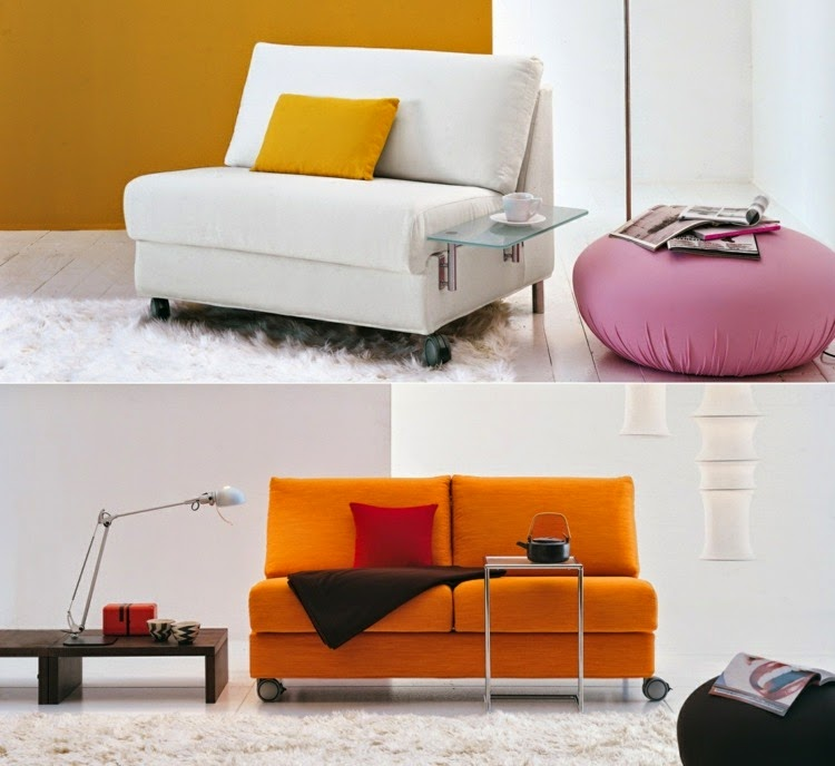 Amazing Sofa Designs For Small Living Room Interiors