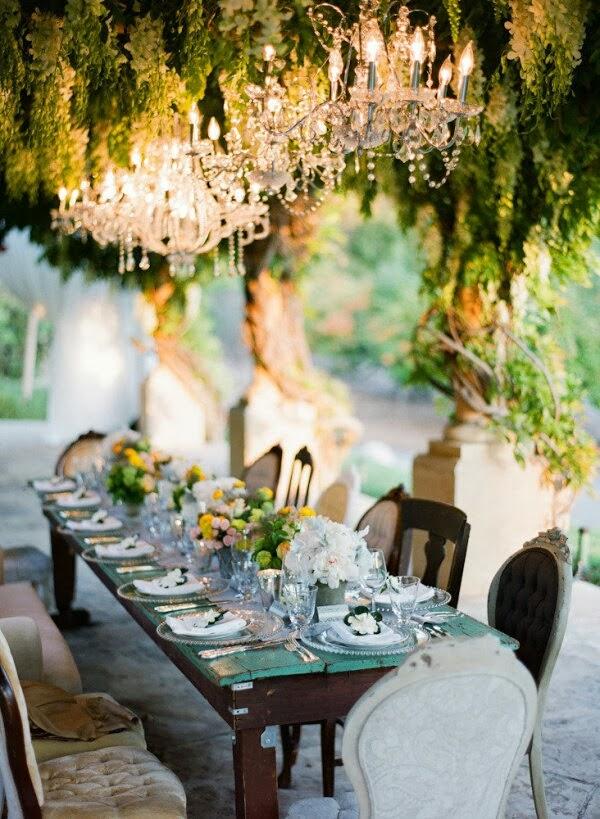 table settings/lulu klein