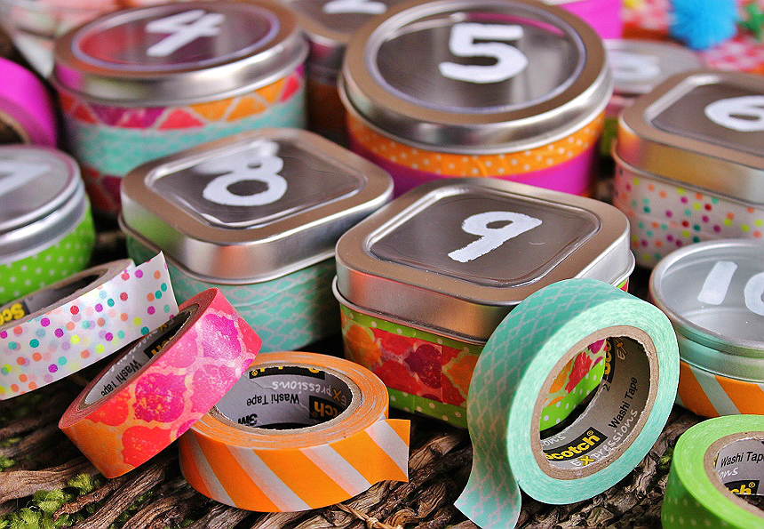 #CraftAmazing creations with colorful, mess free, easy to use Scotch® Expressions Tapes availible in multiple sizes, prints, and even washi! Find them at Walmart! (ad)