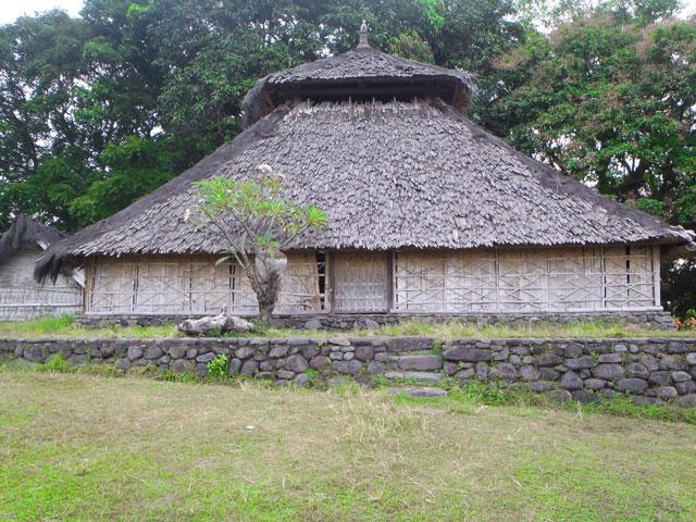 Masjid Kuno bayan Lombok Utara