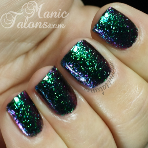 KBShimmer Look On The Nightside Swatch