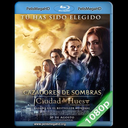 CAZADORES DE SOMBRAS: CIUDAD DE HUESO (2013) FULL 1080P HD MKV ESPAÑOL LATINO
