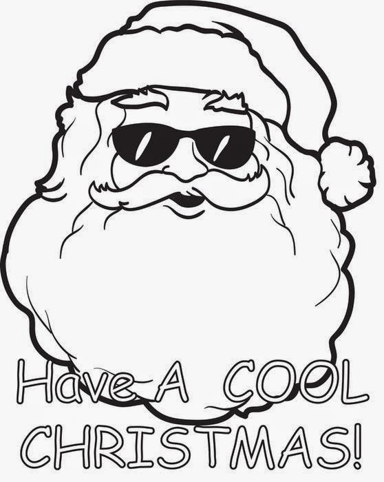 The holiday site santa claus coloring pages for Cool drawing websites free