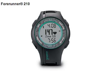 นาฬิกา GPS ที่มีฟีเจอร์ interval training