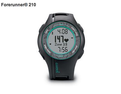 นาฬิกา GPS garmin 210, ผู้หญิง