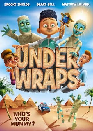 Watch Under Wraps (2014)